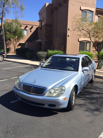 2001 mercedes benz s class pictures cargurus for Mercedes benz s 430