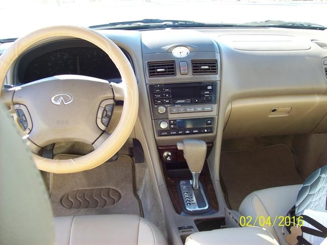 2001 infiniti i30t
