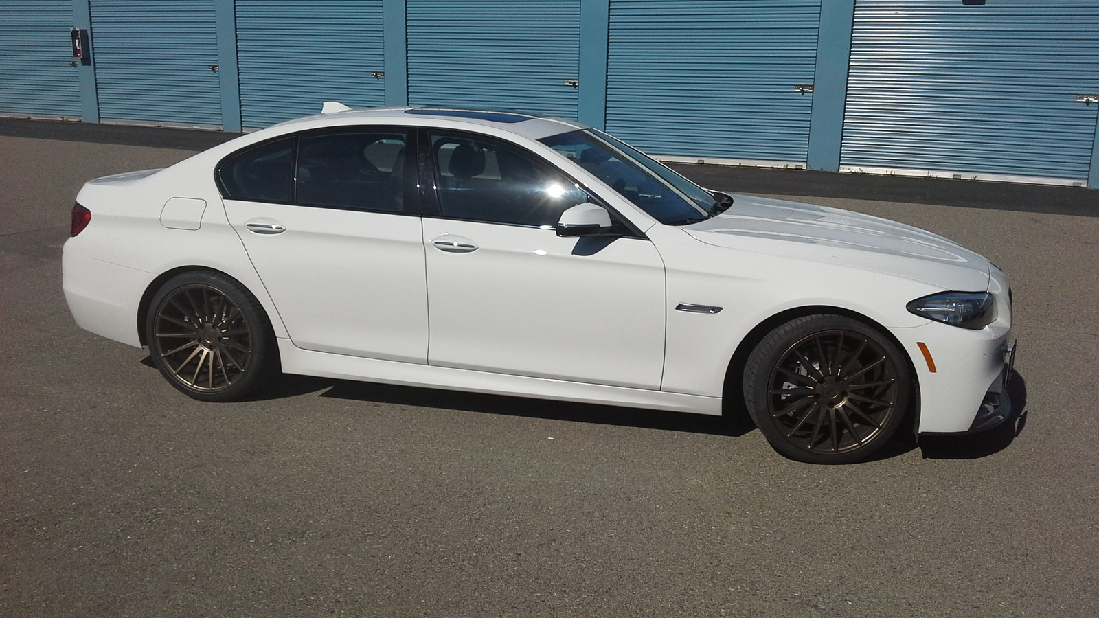 Picture of 2016 BMW 5 Series 535d