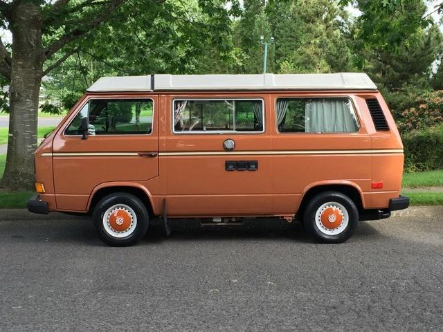 1982 Volkswagen Vanagon - Overview
