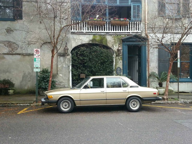 Picture of 1981 BMW 5 Series 528i