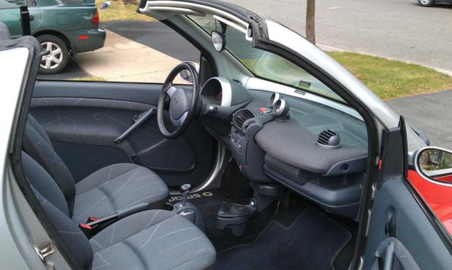Smart Car Interior >> 2004 Smart Fortwo Interior Pictures Cargurus