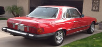 1977 Mercedes-Benz 450-Class Picture Gallery