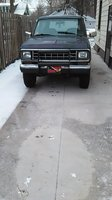 Picture of 1987 Ford Bronco II Eddie Bauer 4WD, exterior