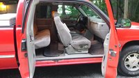 Picture of 2001 GMC Sierra 1500HD 4 Dr SLE 4WD Crew Cab SB HD, interior