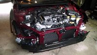Picture of 2015 Subaru Impreza 2.0i, engine, gallery_worthy