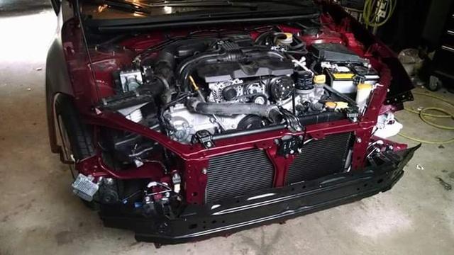 Picture of 2015 Subaru Impreza 2.0i, engine, gallery_worthy