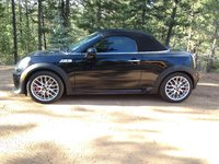 Picture of 2014 MINI Roadster John Cooper Works, exterior, gallery_worthy