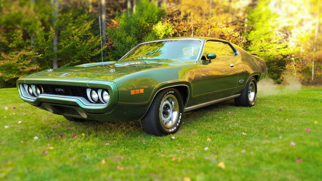 Picture of 1971 Plymouth GTX