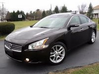 Picture of 2010 Nissan Maxima SV