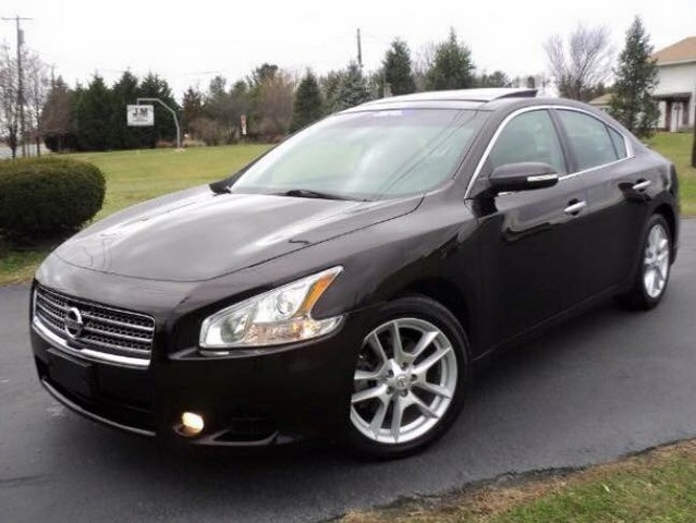 Picture of 2010 Nissan Maxima SV, gallery_worthy