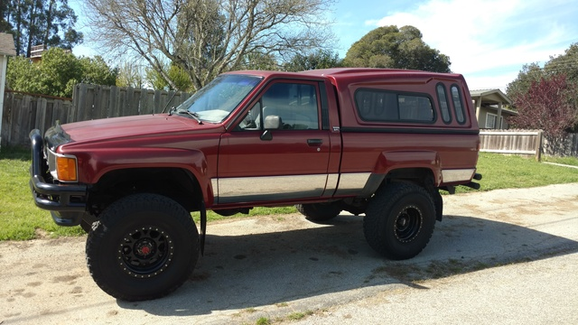 Picture of 1988 Toyota Pickup 2 Dr STD 4WD Standard Cab SB, gallery_worthy