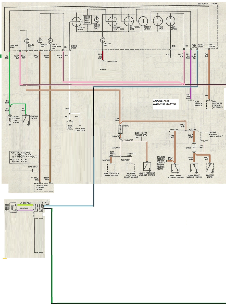 2015 dodge 4500 wiring diagram dodge ram 2500 questions - fuel and throttle power loss ... 2015 dodge ram wiring diagram #3