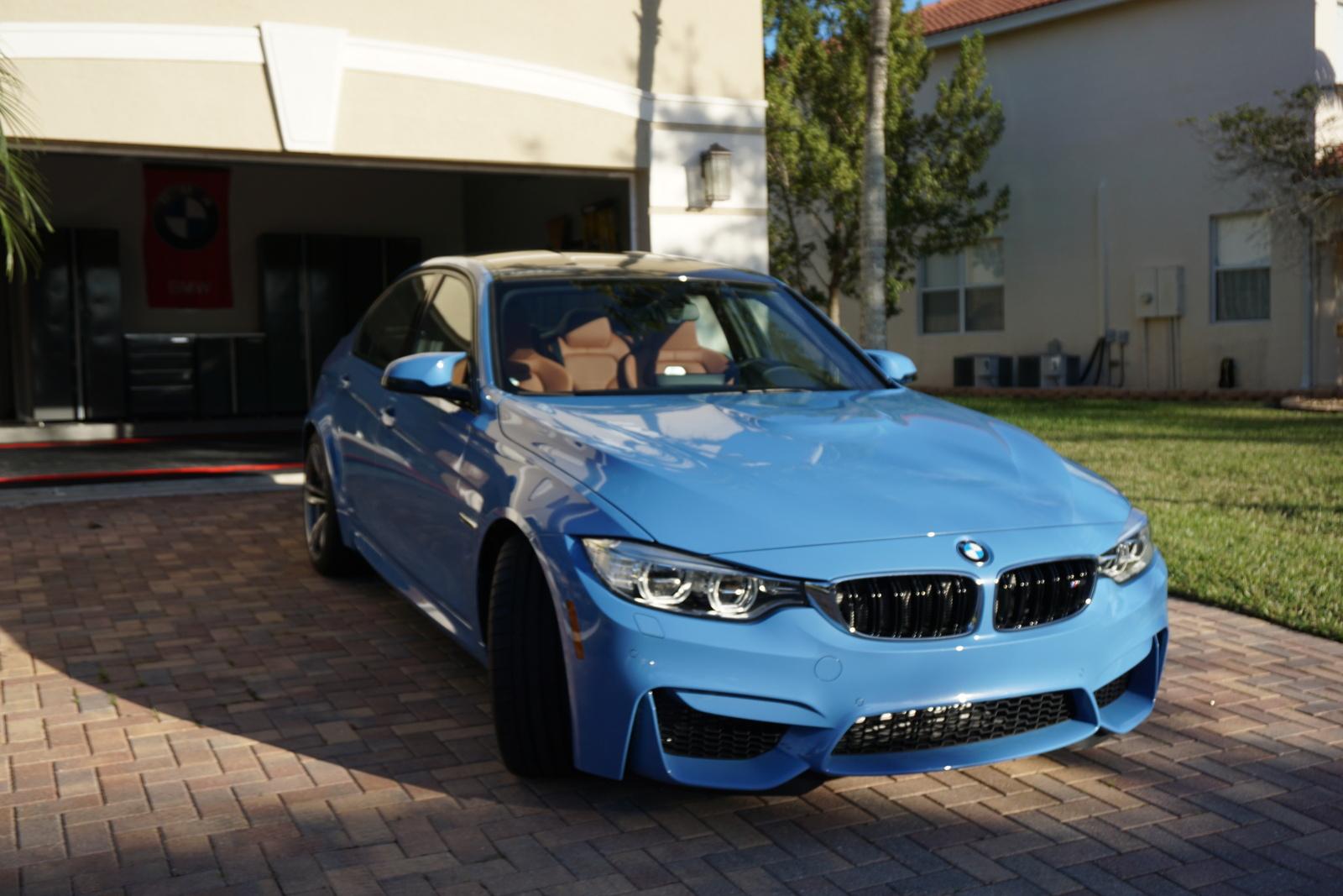 Picture of 2016 BMW M3 Sedan
