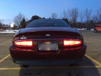 1998 Buick Riviera Overview