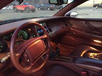 Picture of 1998 Buick Riviera Supercharged Coupe, interior