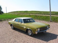 1972 Chevrolet Malibu Overview