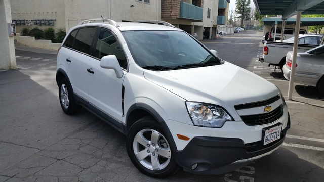 Picture of 2012 Chevrolet Captiva Sport LS