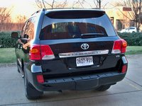 Picture of 2015 Toyota Land Cruiser Base
