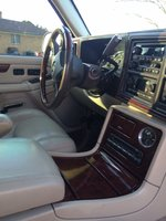Picture of 2005 Cadillac Escalade 4 Dr STD SUV, interior