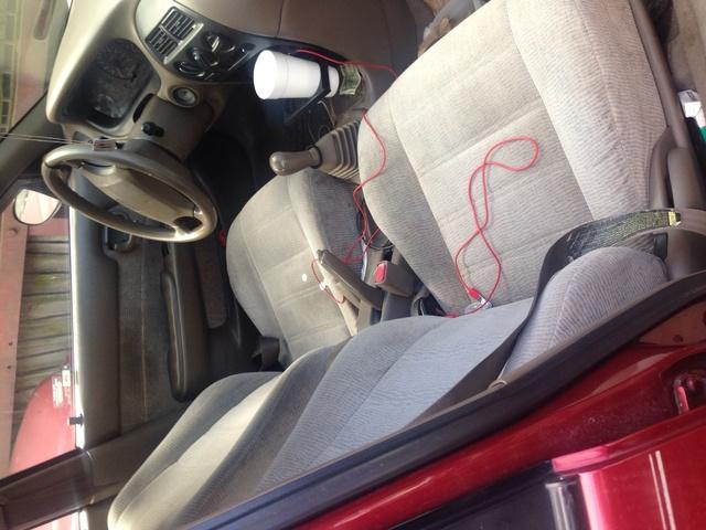 Picture of 1995 Geo Prizm 4 Dr LSi Sedan, interior