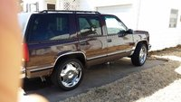 Picture of 1997 Chevrolet Tahoe 4 Dr LS 4WD SUV, exterior