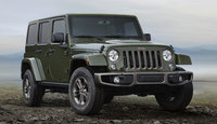 2016 Jeep Wrangler Unlimited, Front-quarter view., exterior, manufacturer, gallery_worthy