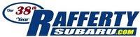 Rafferty Subaru logo
