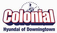 Colonial Hyundai of Downingtown logo