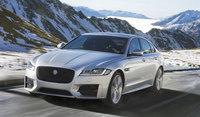 2017 Jaguar XF Overview
