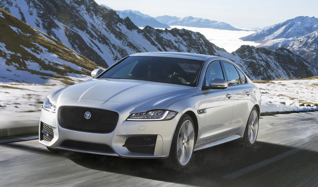 2017 jaguar xf - overview - cargurus