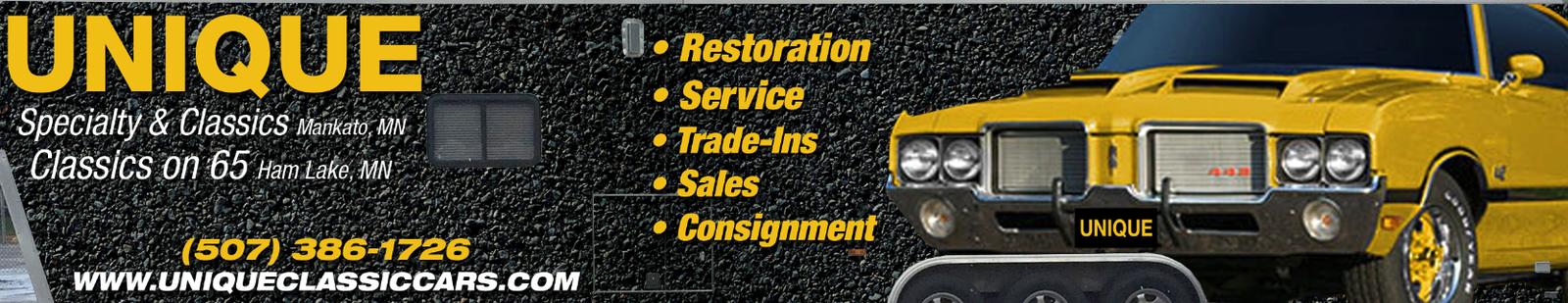 Mankato Car Dealers >> Unique Specialty & Classics - Mankato, MN: Read Consumer ...