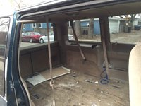 Picture of 1996 Chevrolet Astro 3 Dr LS Passenger Van Extended, interior
