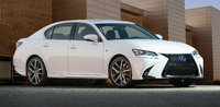 2016 Lexus GS 450h Overview