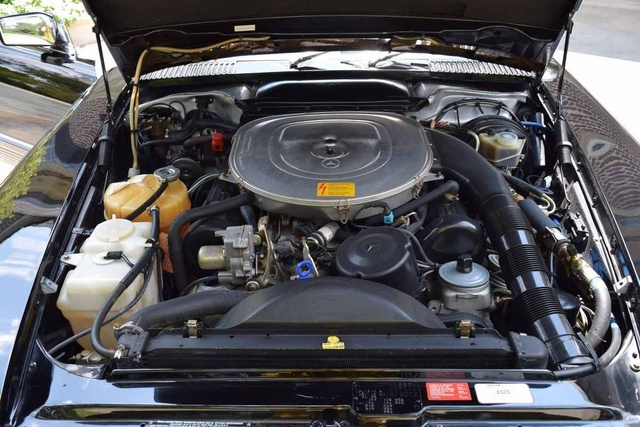1988 mercedes benz 560 class pictures cargurus for Mercedes benz engine number check