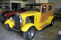 1930 Ford Model A Overview
