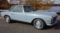 1969 Mercedes-Benz 280 Overview