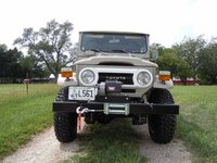1977 Toyota Land Cruiser Overview