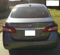 Picture of 2015 Nissan Sentra SV, exterior