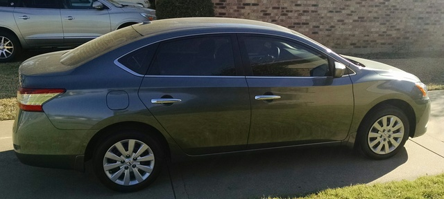 Picture of 2015 Nissan Sentra SV, exterior, gallery_worthy