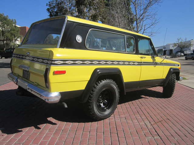 Picture of 1977 Jeep Cherokee
