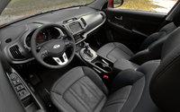 Picture of 2013 Kia Sportage SX, interior