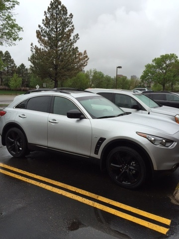 Picture of 2015 INFINITI QX70 AWD, exterior, gallery_worthy