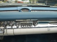 Picture of 1957 Oldsmobile Ninety-Eight, interior