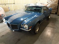 1972 Chevrolet Camaro Picture Gallery