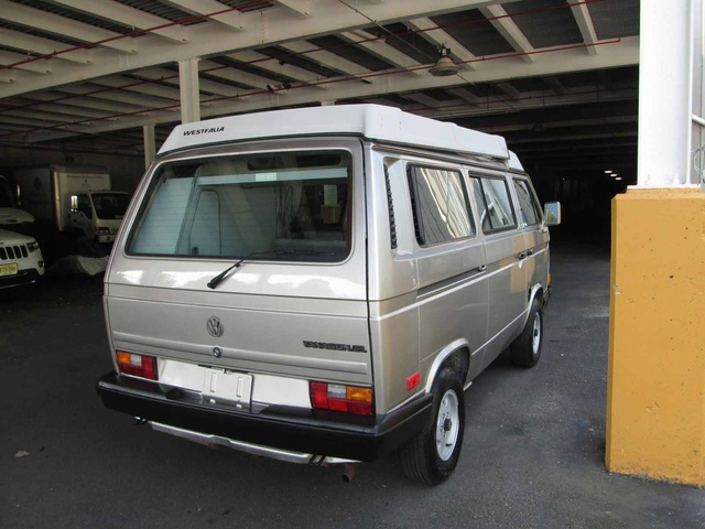 Picture of 1991 Volkswagen Vanagon Base Passenger Van