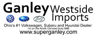 Ganley Westside Hyundai logo