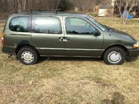 Picture of 2002 Mercury Villager 4 Dr Value Passenger Van, exterior