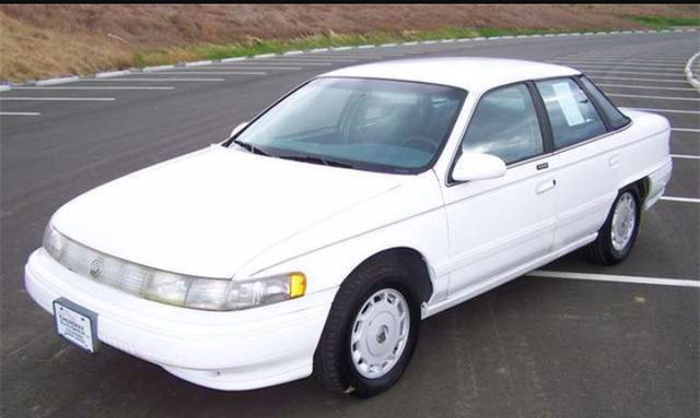 Picture of 1994 Mercury Sable 4 Dr LS Sedan