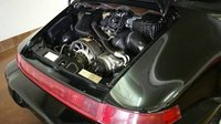 Picture of 1992 Porsche 911 Carrera 4 AWD Convertible, engine